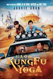 Kung Fu Yoga (2017) (DVD Rip) - New BollyWood Movies
