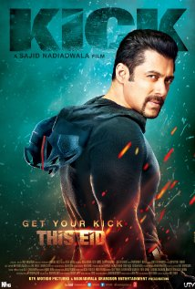 Kick (2014) (BluRay) - New BollyWood Movies