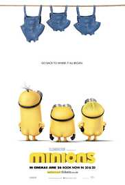 Minions (2015) (BluRay) - Despicable Me All Series