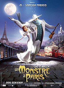 A Monster in Paris (2011) (Br Rip)
