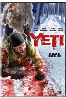 Yeti Curse Of The Snow Demon (2008) (DVDRip)