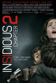 Insidious: Chapter 2 (2013) (BR Rip) - New Hollywood Dubbed Movies