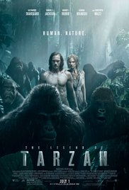 The Legend of Tarzan (2016) (HD Rip) - New Hollywood Dubbed Movies