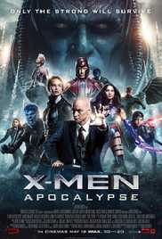 X-Men - Apocalypse (2016) (BRRip)
