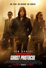 Mission Impossible - Ghost Protocol (2011) (BRRip) - Mission Impossible All Series